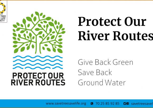 Protect Our River Routes