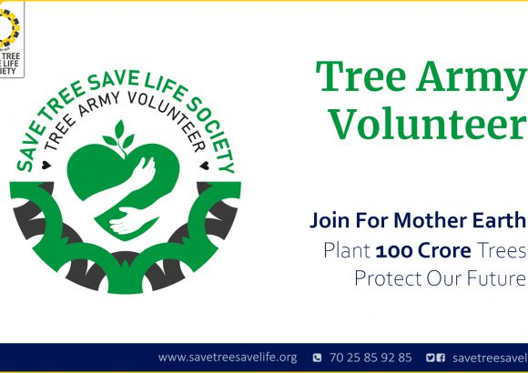 Tree Army Volunteer